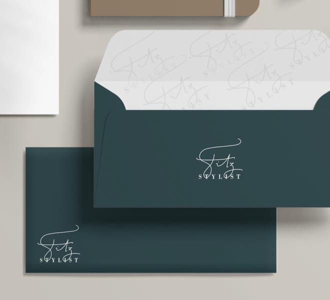 Branding Mockup from Fitz's logo - part 3