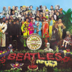 Sgt Pepper's Lonely Hearts Club Band - The Beatles - Album Cover