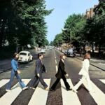 Abbey Road - The Beatles - Album Cover