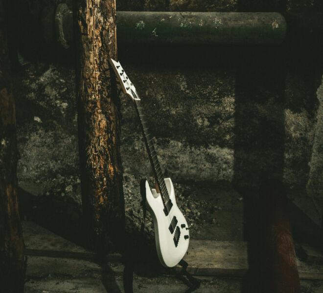 2021.02.07 Minimalistic guitare shooting