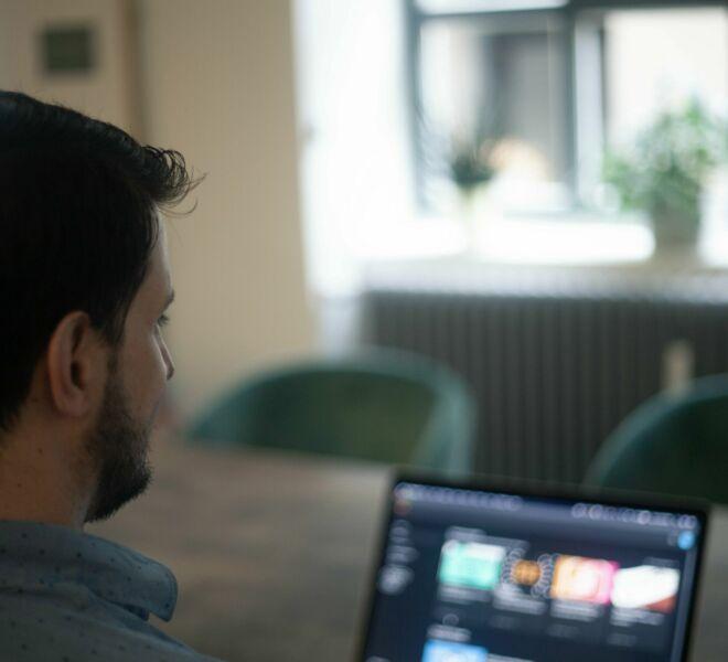 02.08.2020 Web designer shooting